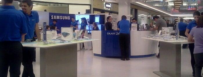 Samsung Galaxy Studio is one of INTERLOMAS.