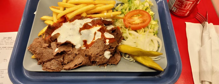 Izmir Kebab is one of stockholm rest.