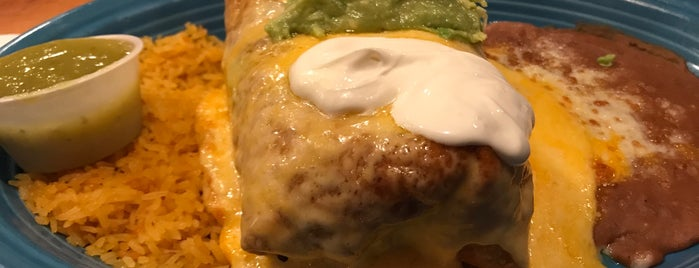 Miguel's Mexican Food is one of Reno.