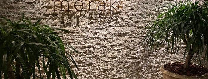 Meraki is one of Restaurants | Riyadh 🍽💙.
