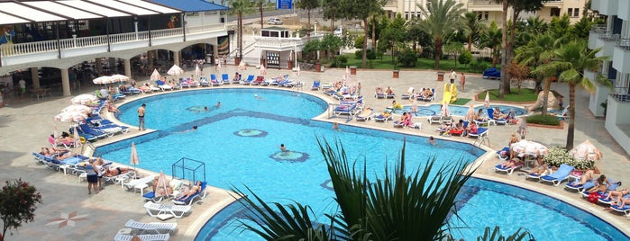 Grand Santana Hotel is one of Turkiye Hotels.