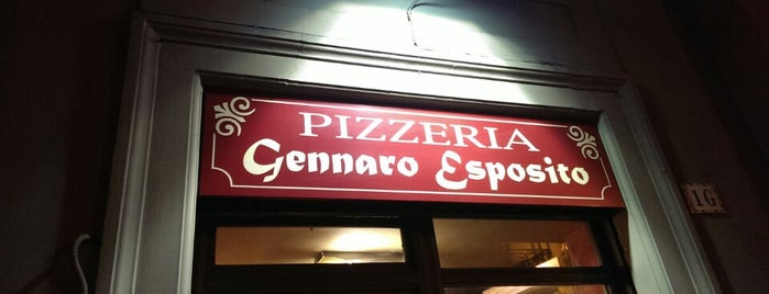 Gennaro Esposito is one of ristoranti - pizzerie.