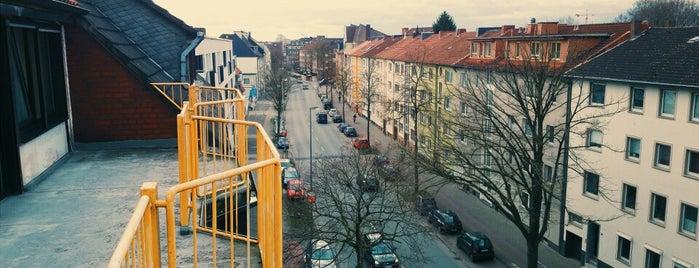City Hotel Amadeus Münster is one of Locais curtidos por Thifiell.