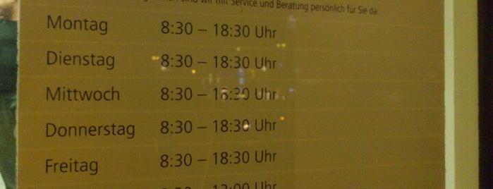 Postbank   Deutsche Post is one of Münster - must visit.
