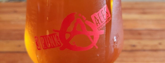 Thr3e Punk Ales Brewing Co is one of California Breweries 5.