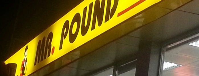 Mr. Pound is one of Posti che sono piaciuti a Bego.