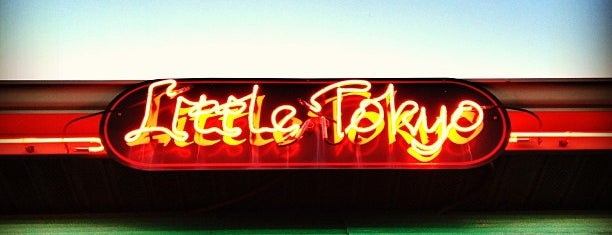 Little Tokyo is one of Lieux qui ont plu à Emily.