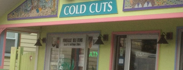 J&B Cold Cuts is one of Chincoteague.