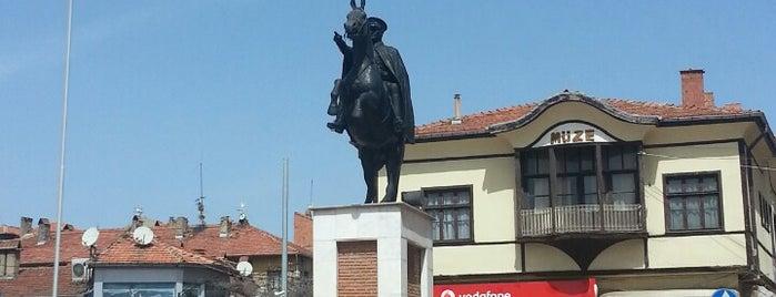 Cumhuriyet Meydanı is one of สถานที่ที่บันทึกไว้ของ Emre.