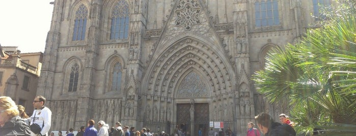 Catedral de la Santa Creu i Santa Eulàlia is one of Barcelona in a weekend.