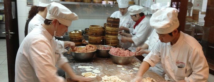 Din Tai Fung is one of Miso Hungry.