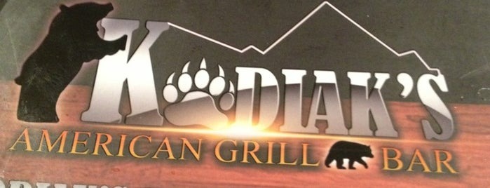 Kodiaks is one of bars & clubs.