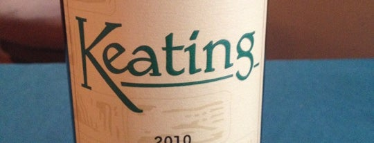 Keating Wines is one of Carneros Wineries.