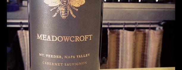 Meadowcroft Wines is one of My favoite places in USA.