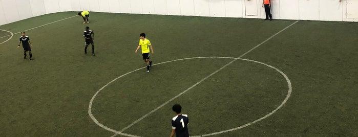 Rockville SoccerPlex is one of Locais curtidos por Sunjay.