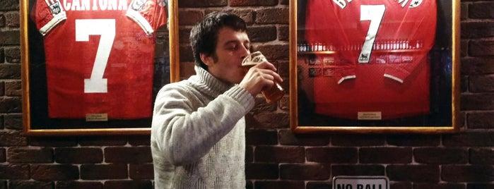 Cantona Pub is one of Constantine 님이 저장한 장소.