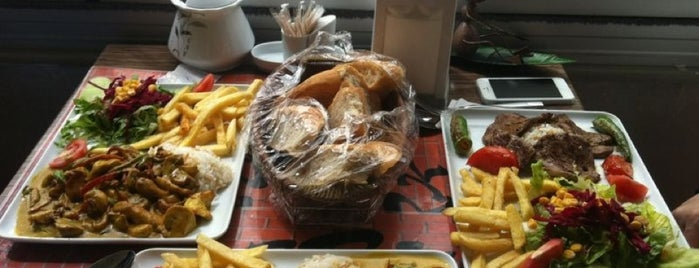 Baraka Cafe Restorant is one of Yunusさんのお気に入りスポット.