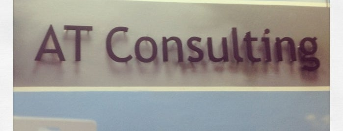 AT Consulting is one of Alex 님이 좋아한 장소.