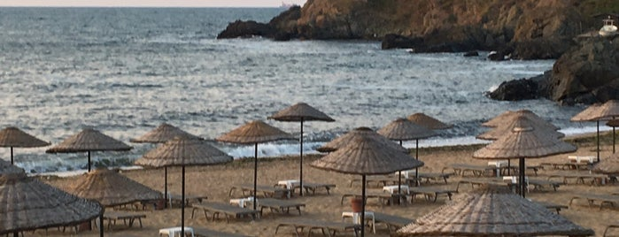 Milyon Beach is one of Istanbul.