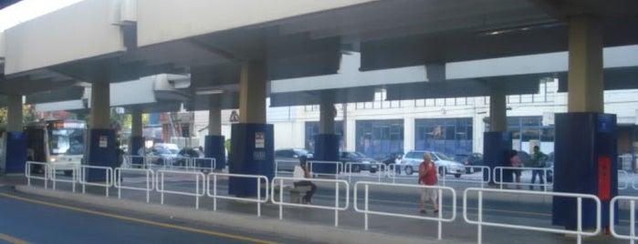 Terminal Rodoviário Nicolau Delic is one of São Paulo ABC, Bares/Cafés, Restaurantes Shoppings.