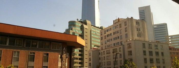 Nueva Providencia con Suecia is one of Santiago de Chile.