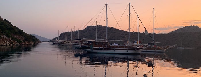 Kızılada is one of Marmaris & Datça & Knidos & Selimiye.