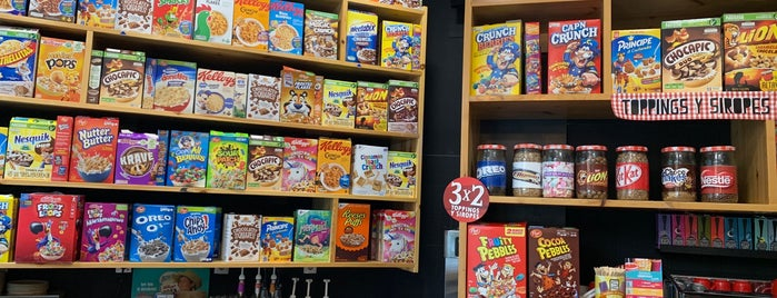 Cereal Hunters is one of Madrid.