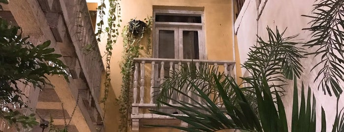 Maloka Hostel is one of Ines : понравившиеся места.