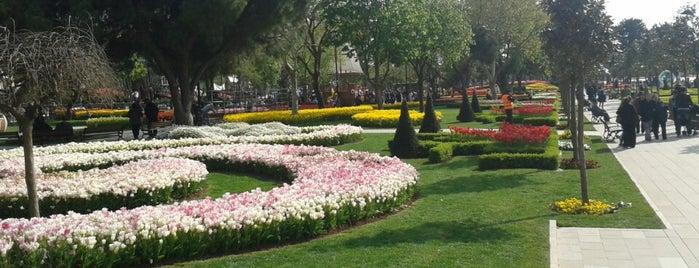 Goztepe Parkı is one of Istanbul.