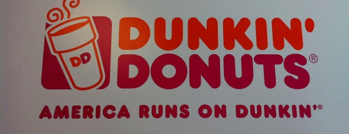 Dunkin' is one of Lieux qui ont plu à Ico.