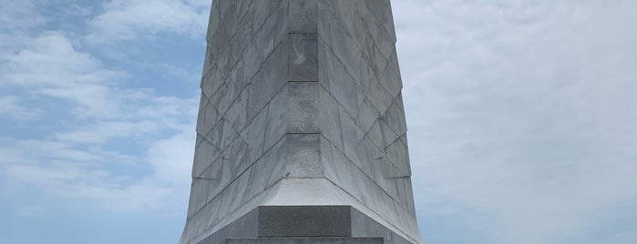 Wright Brothers Visitor Center is one of สถานที่ที่ Amy ถูกใจ.