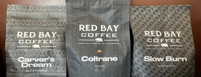 Red Bay Coffee Cafe & HQ is one of San Francisco 3.