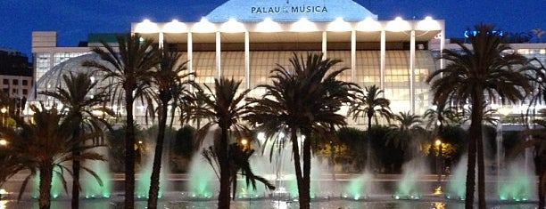 Palau de la Música is one of Valência (Espanha).