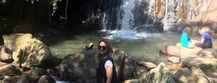 Cachoeira do Lageado is one of Tatianaさんのお気に入りスポット.