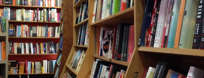 Trident Booksellers & Cafe is one of Guide to Boston.