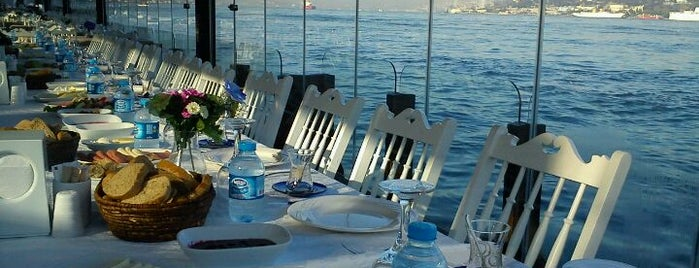 Yakamoz Restaurant is one of Balık.