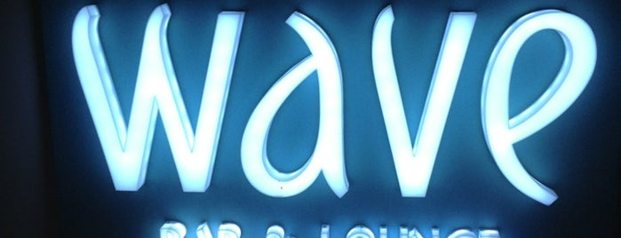 Wave Bar & Lounge is one of Philly.
