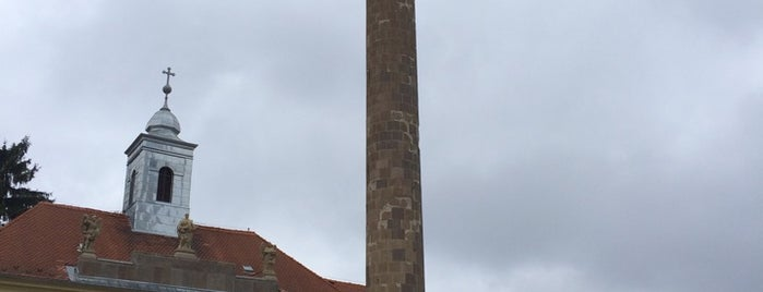 Minaret is one of Eger.