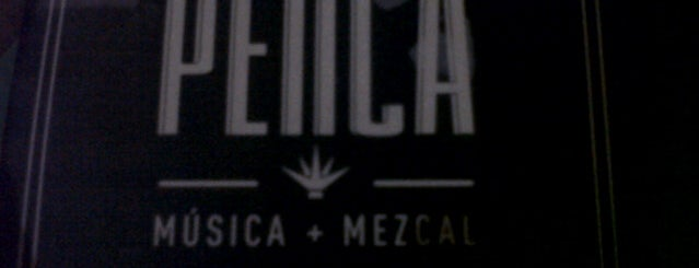 La Penca: Música + Mezcal is one of Dónde comer en MID.