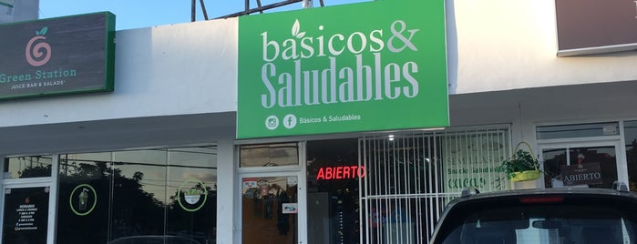 Básicos & Saludables is one of Mel 님이 좋아한 장소.