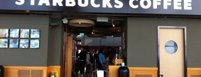 Starbucks is one of Arie : понравившиеся места.
