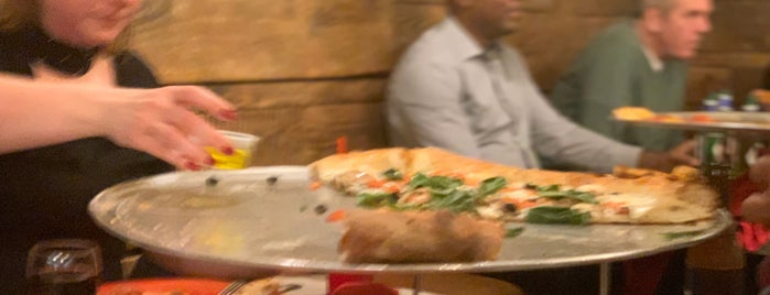 Italian Family Pizza is one of Seattle.