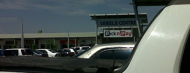 Sebele Centre is one of Africa.