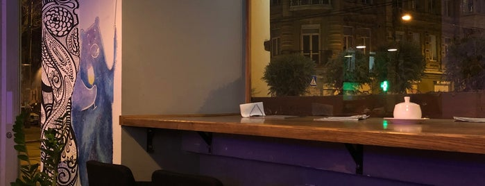 Stories Café is one of Lugares favoritos de Mikhaela.
