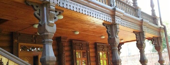 Дом купца Г.В.Тетюшинова is one of Антикризисные путешествия.