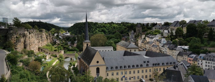 Chemin de la Corniche is one of luxembourg.