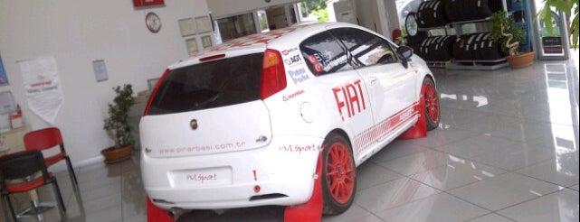 Fiat-Pinarbasi Otomotiv is one of Gezelim görelim.