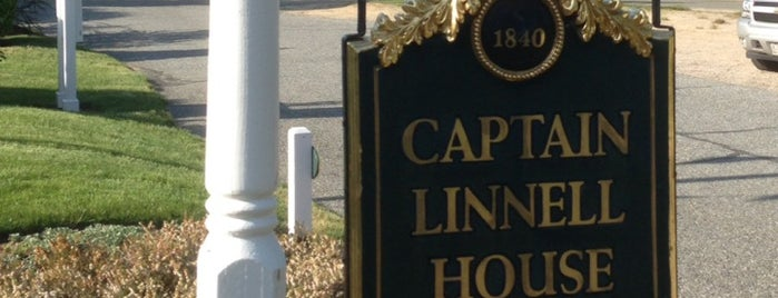 Captain Linnell House is one of cape cod.