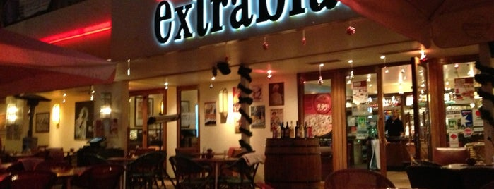 Extrablatt is one of Antalya my to do list.