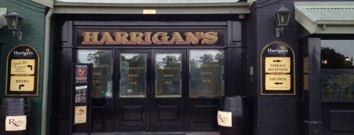 Harrigans Irish Pub is one of Lugares favoritos de Andrew.
